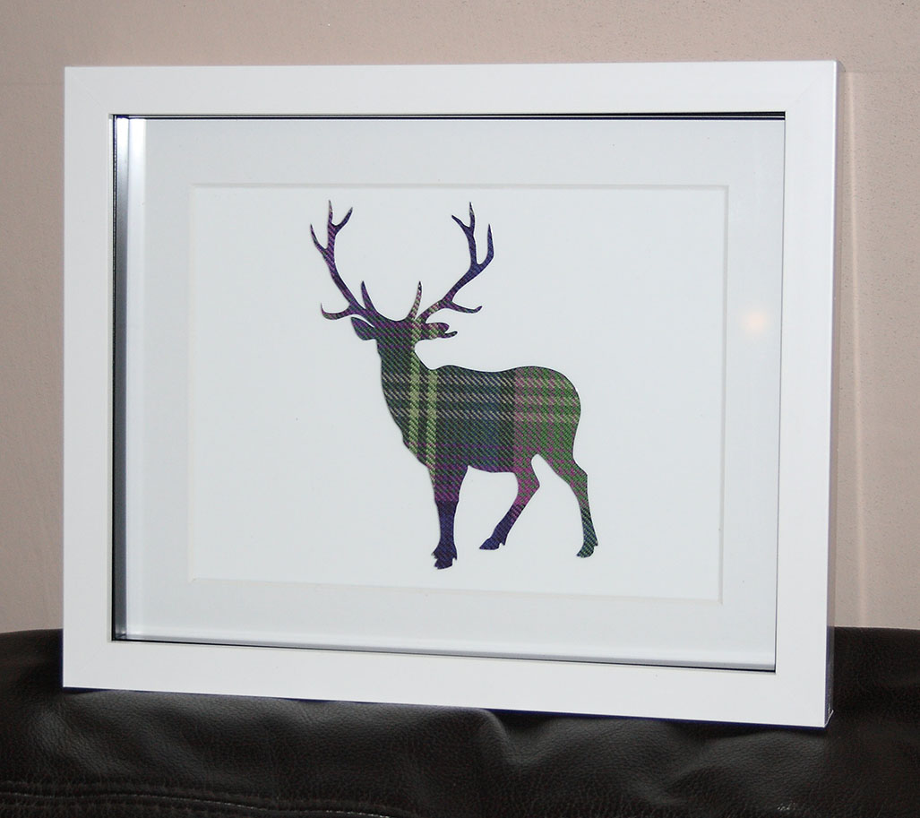 Full stag cutout
