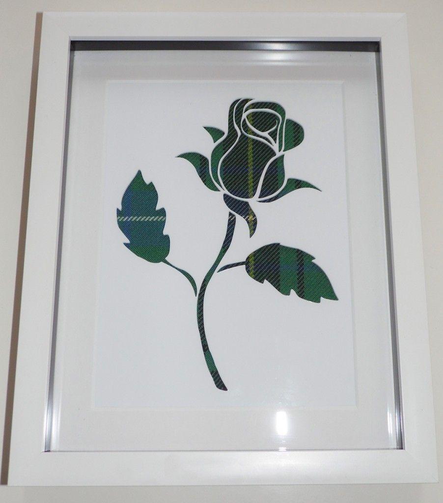 Tartan Rose