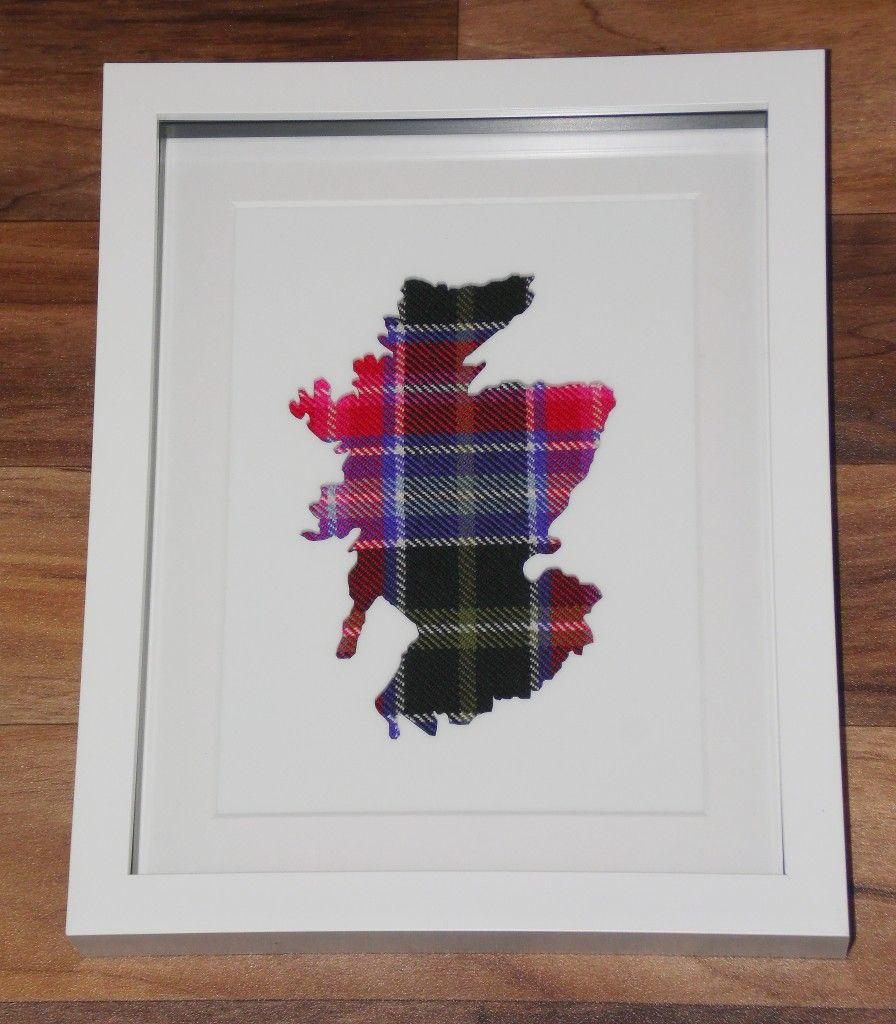 Scotland cut out