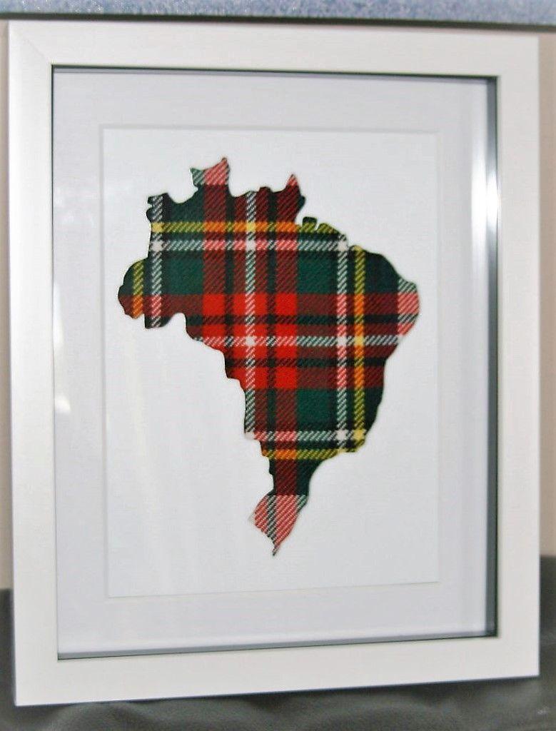 Brazil cut out