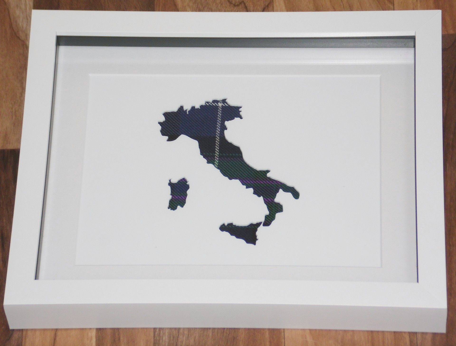 Italy cut out