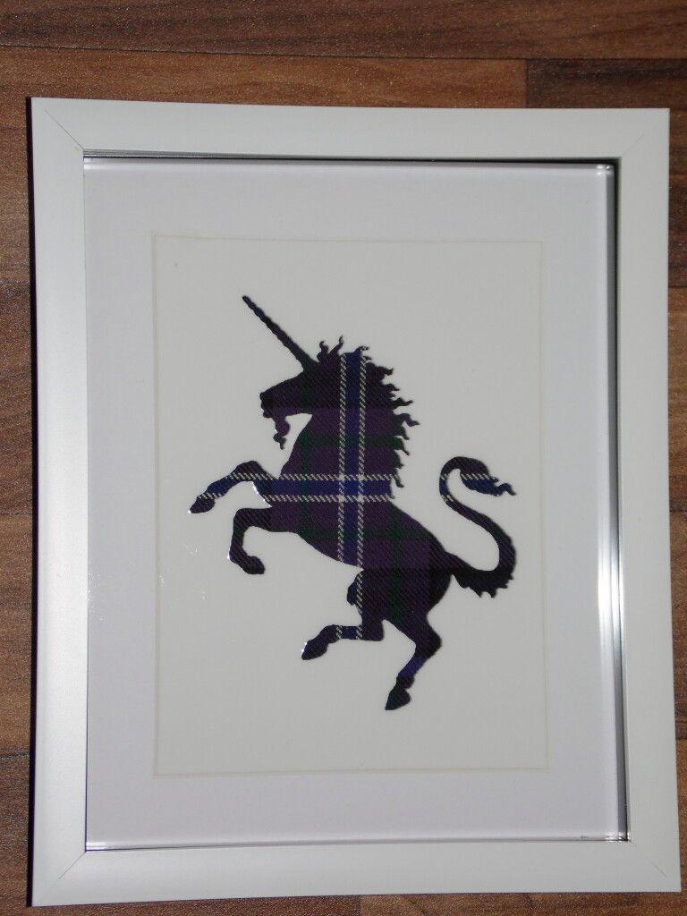 Heraldic Unicorn #1