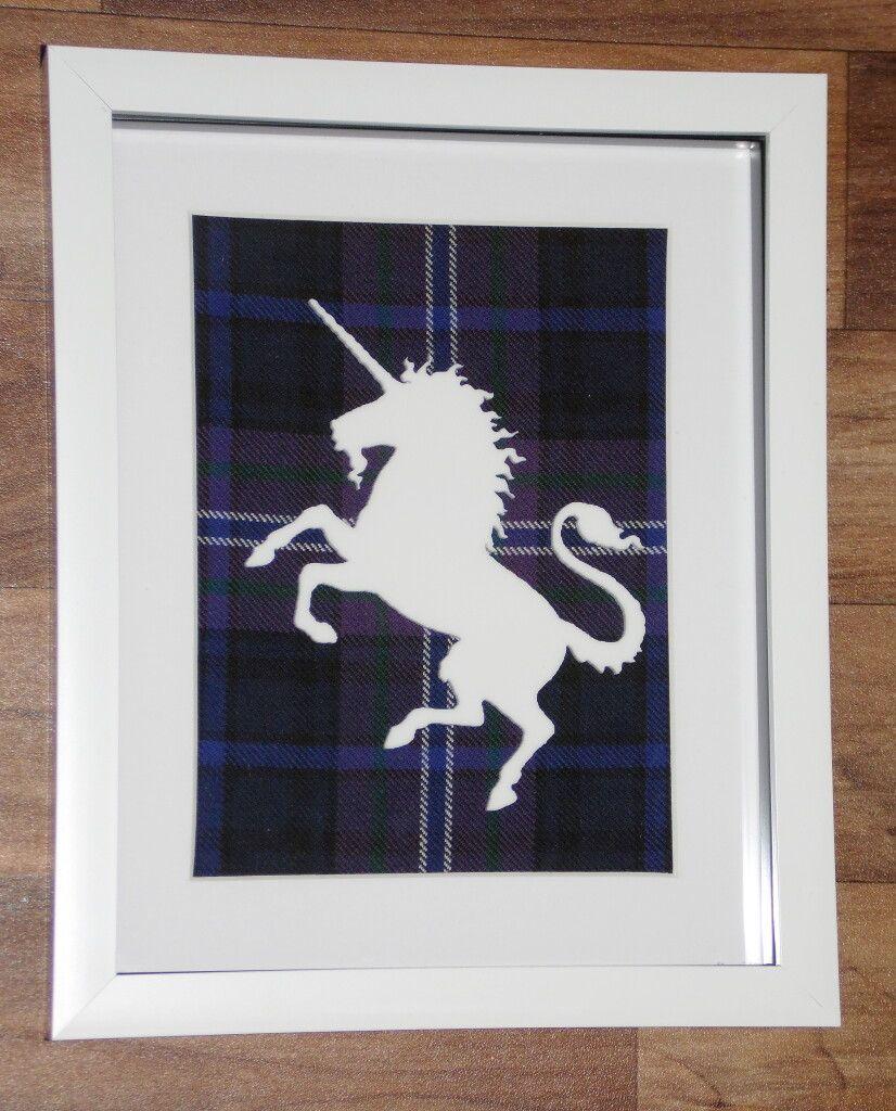Heraldic Unicorn #2