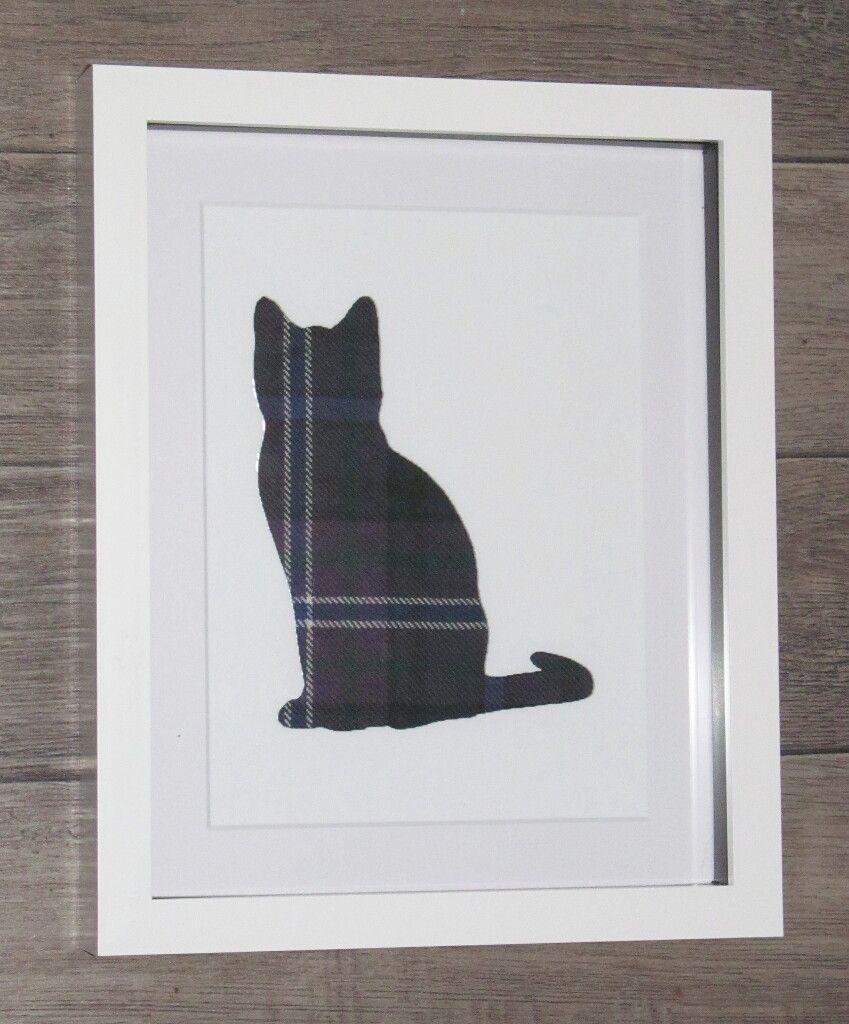 Tartan Cat # 2